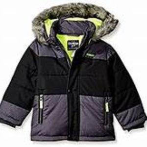 OSHKOSH Boy's Coat SZ 3T Warm Nice!